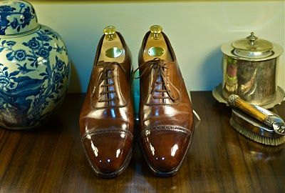 Crockett and Jones from Rugged Old Salt