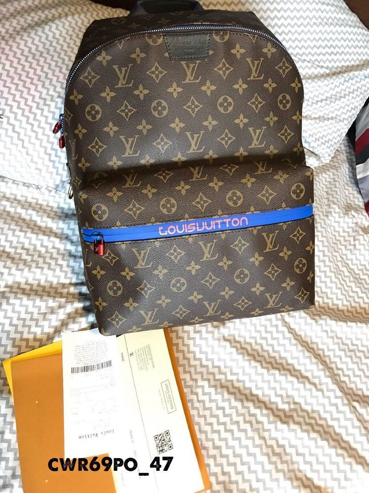 31e0fa2057b3 Louis Vuitton 2018 Outdoor Monogram Split Line Apollo Backpack Authentic  NWT  fashion  clothing  shoes  accessories  mensaccessories  bags  ad (ebay  link)