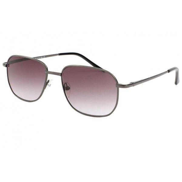 98eb63dda1bf5e Grandes lunettes loupe solaires en métal noir style classe et fashion  modèle Lou, lunettes lecture
