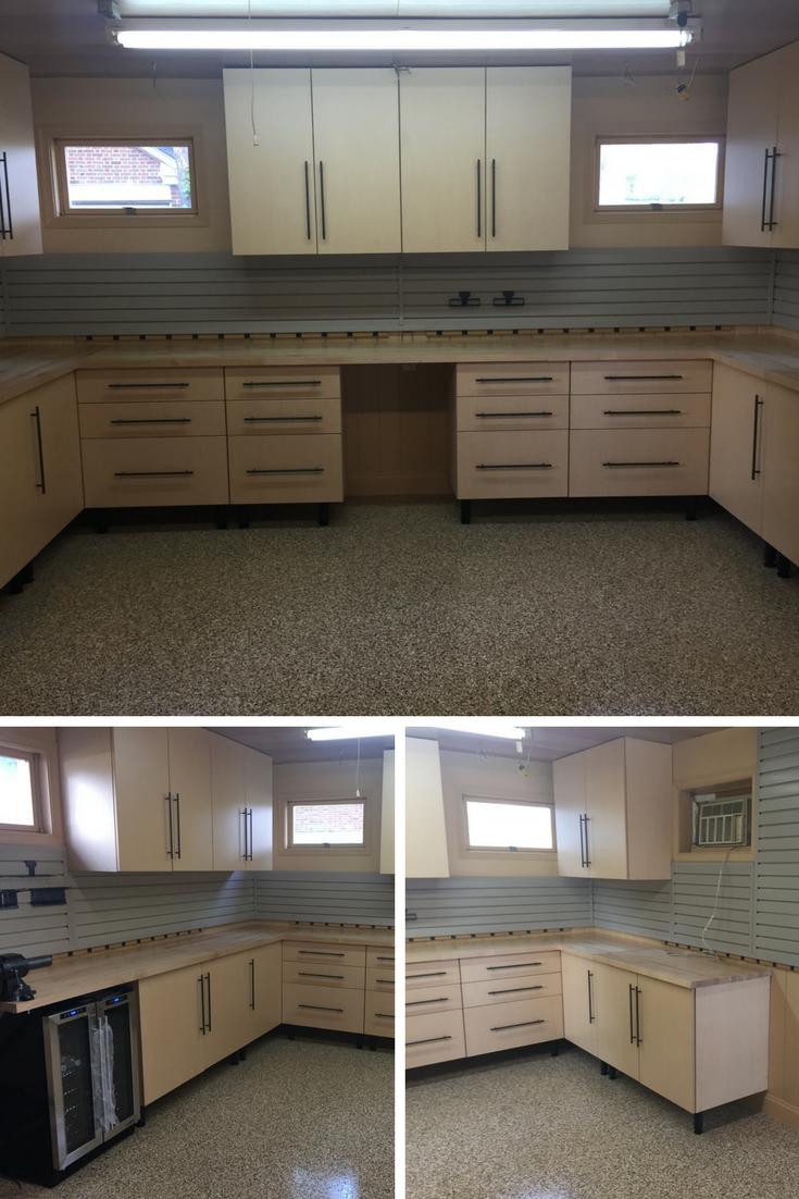 Create Your Ultimate Workspace Garage Cabinets Garage Storage