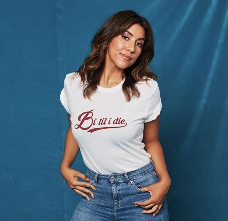 Stephanie Beatriz on Brooklyn Nine-Nine - The Hollywood Gossip