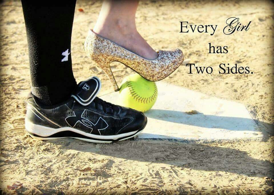 Love this! Softball players, Girls softball, Softball quotes