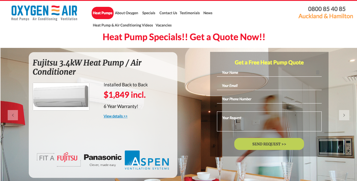 Heat Pumps Auckland Heat Pump Heat Auckland