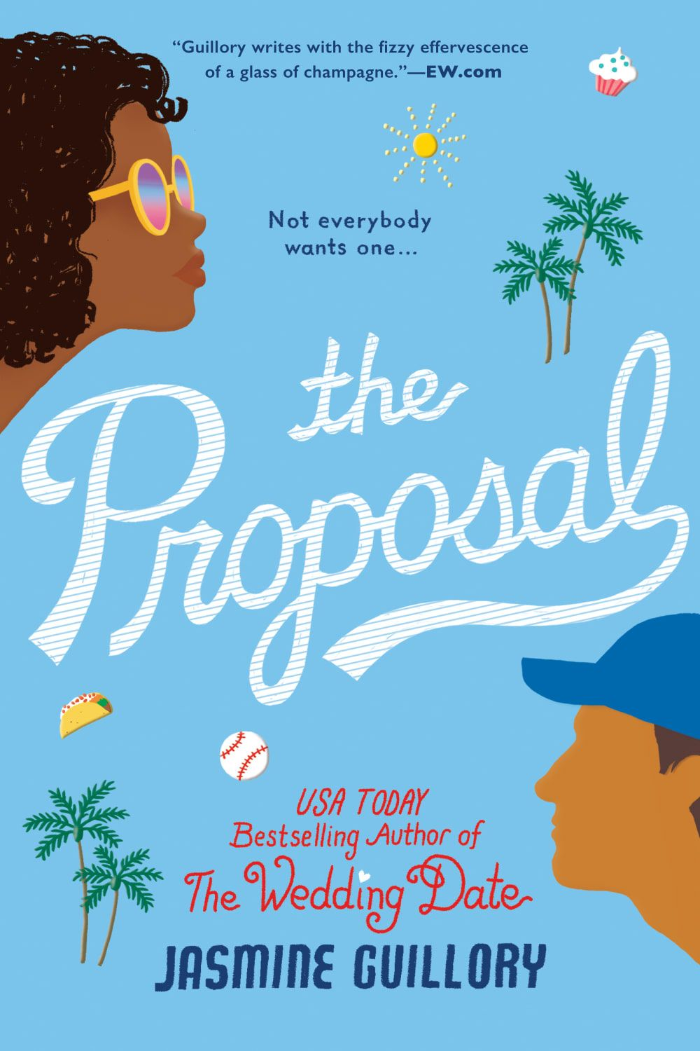 """The Proposal by Jasmine Guillory on BookBub. """"There is so"""