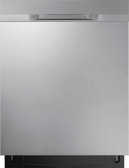 Best Buy Samsung Stormwash 24 Top Control Built In Dishwasher Stainless Steel Dw80k5050us Built In Dishwasher Integrated Dishwasher Stainless Steel Refrigerator
