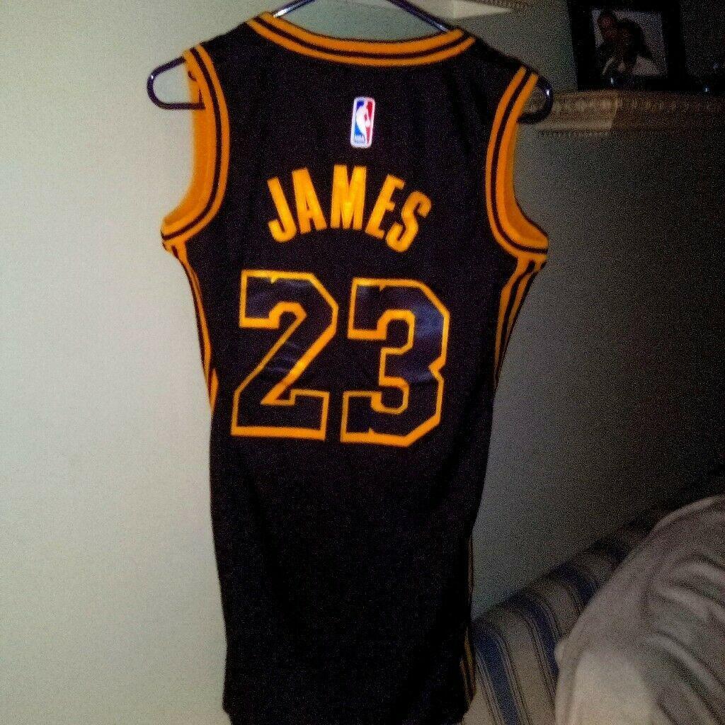 LeBron James Women's Lakers Jersey Dress by Nike | eBay | Lakers ...