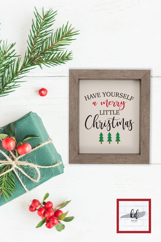 Christmas Printable Wall Art Christmas Decor Merry Christmas Etsy Merry Christmas Printable Christmas Wall Decor Farmhouse Christmas Decor