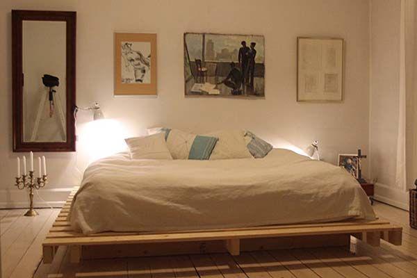 És daquelas pessoas que gosta de fazer bricolage? Descobre aqui ideias magnificas para pores em prática e fazeres camas magnificas.  Vais precisar de umas paletes velhas e dar asas à imaginação.  Vê como as camas a baixo ficaram fantásticas !!!