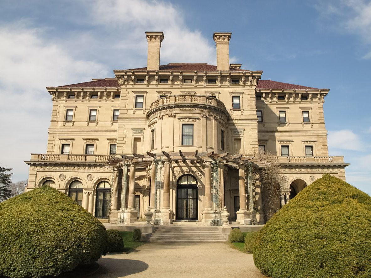 13 of the best newport rhode island mansions mansions