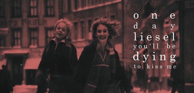 Book Thief Quote Liesel Rudy