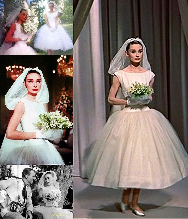 Wedding Scene Funny Face 1957 The Eternal Classic Beauty Of