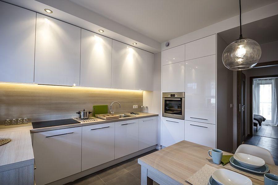 Podwieszany Sufit Oświetlenie Dom Kuchnia Kitchen