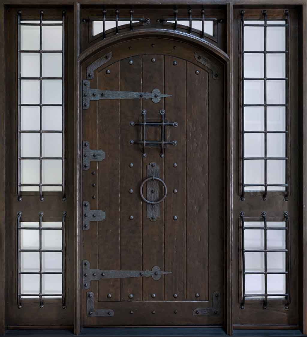 Exterior Steel Double Doors - Lighthouse Garage Doors | Lighthouse ...