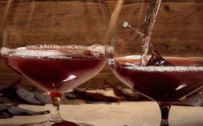 Traubensaft Alkohol
