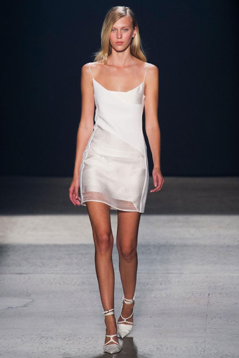 Narciso Rodriguez | Narciso rodriguez, Spring 2014 and Spring