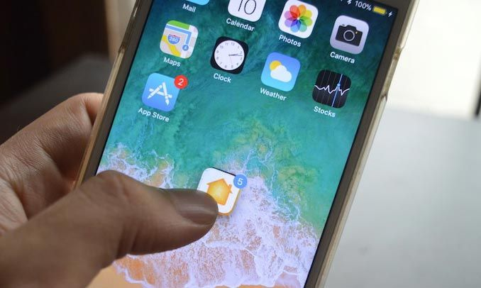 How to Move Apps on iPhone 6 and Also Add Some Widgets