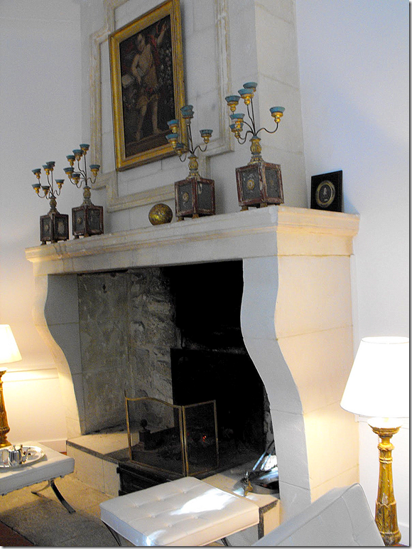 Limestone Fireplace I Was Hoping For Something Like This