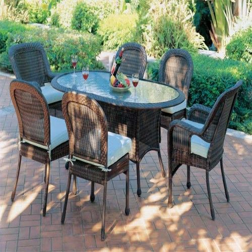 Retail $2399, Our Price $1675. Outdoor Patio Furniture. South Sea Rattan  Furniture W Part 55