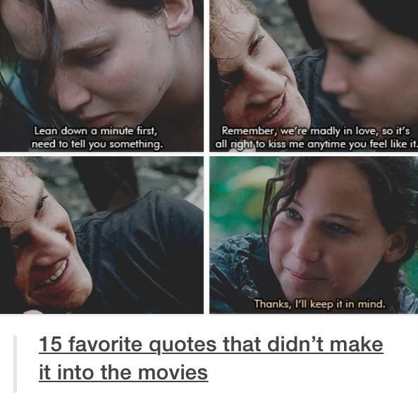 I loved this part im so sad it wasnt in the movie hunger games i loved this part im so sad it wasnt in the movie the hunger games voltagebd Gallery