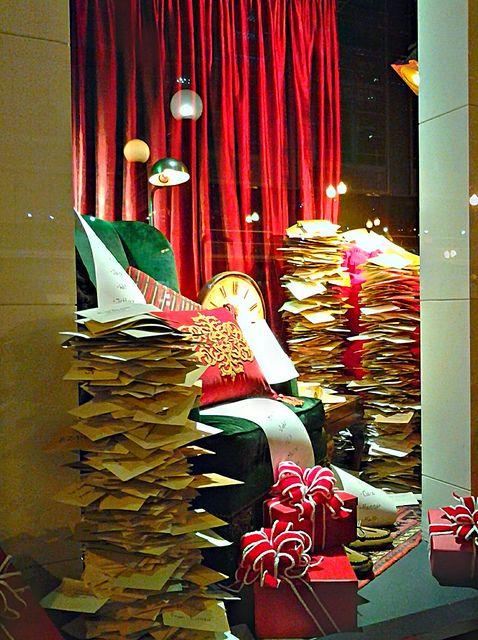 Merry Christmas Santa Plaques Glitter Hanging Xmas Door Window Decorations Sign