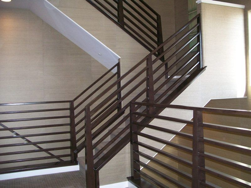 Beautiful Contemporary Railings Hci Railing Systems ...