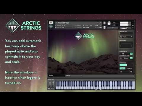 KVR: Arctic Strings by FrozenPlain - Strings / Orchestral