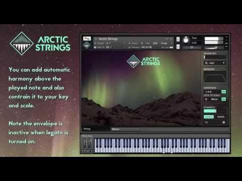 KVR: Arctic Strings by FrozenPlain - Strings / Orchestral VST Plugin