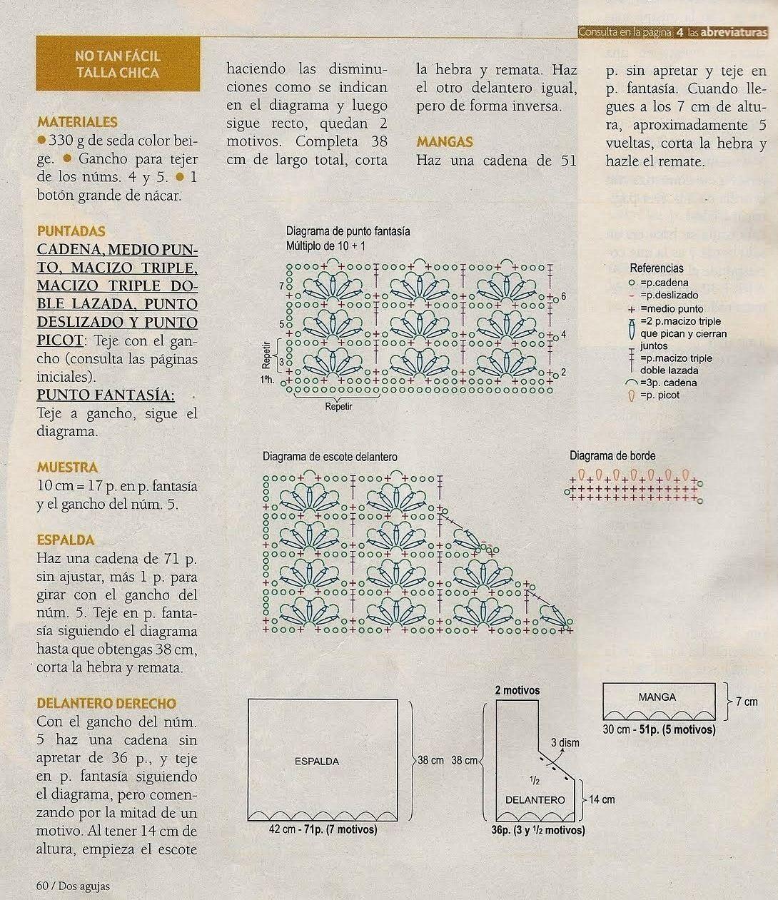 bolero+levinho+p%C2%B4.+lindo+%281%29.jpg (1090×1261)   croche ...