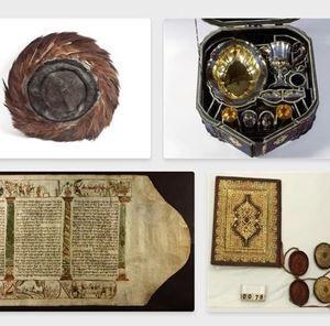 מוזאונים בישראל - פריטים