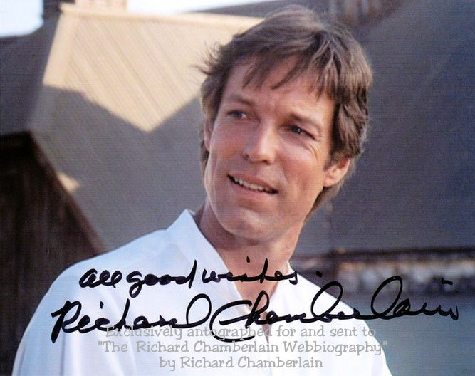 richard chamberlain films