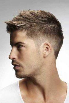 short choppy cut cool   Hairstyles For Men di 2018   Pinterest ...