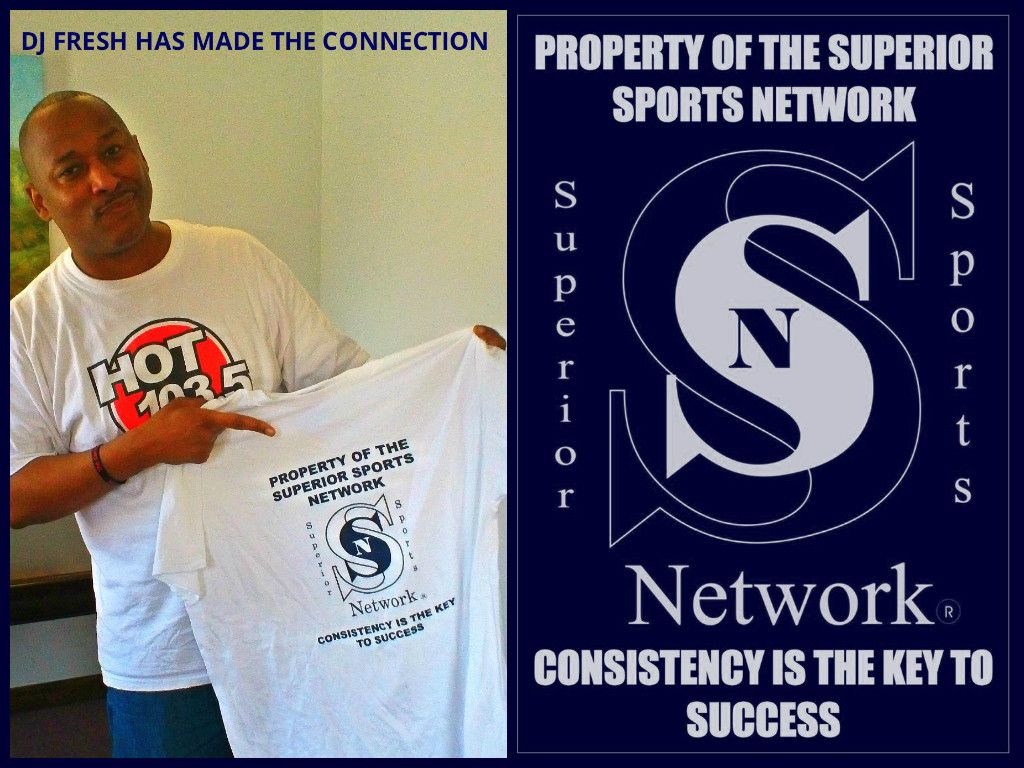 THE SUPERIOR SPORTS NETWORK WE PLEDGE ALLEGIANCE OCTOBER-LEVEL ONE- TAKE OVER