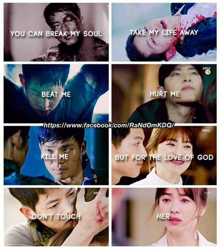 Heartbreaking Quote Korean Drama Funny Song Joon Ki Korean