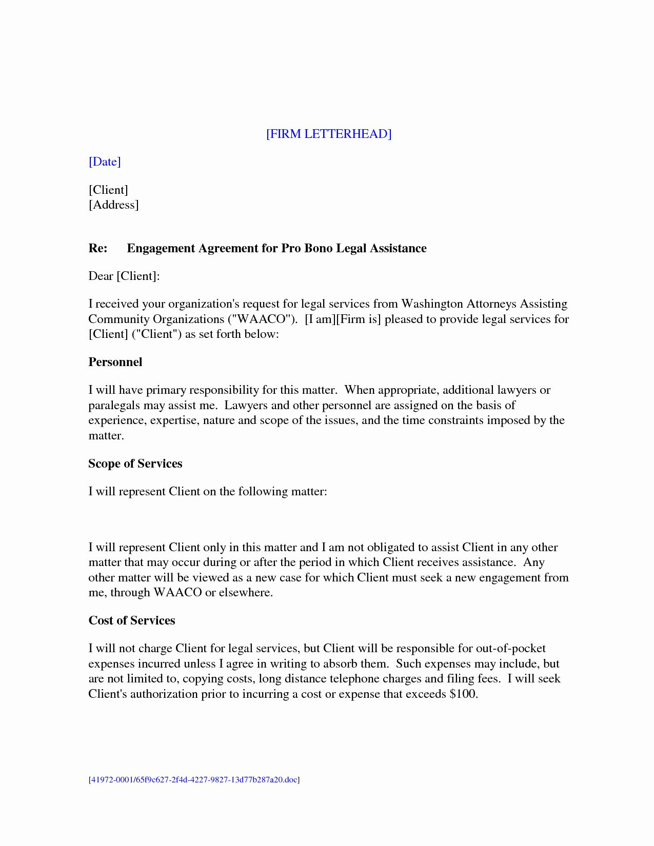Attorney Client Letter Template Luxury Best S Of Sample Client Letter From Attorney Lawyer Legal Letter Letter Templates Formal Business Letter Sample attorney letter of representation