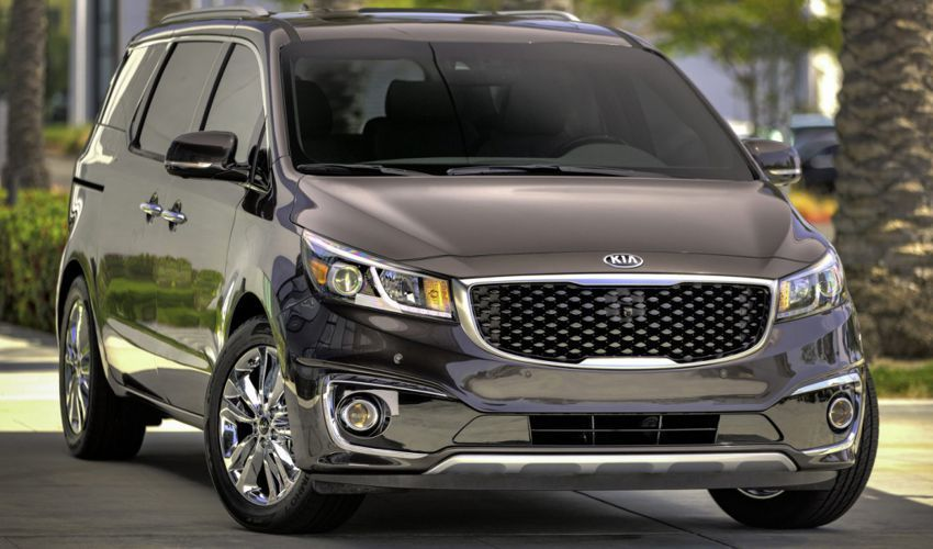 2018 Kia Carnival Specs Release Date Exterior And Price Rumor Car