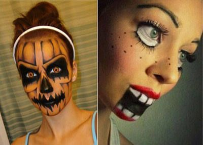 maquillaje para halloween para mujer buscar con google hallowen make up pinterest halloween costumes haunted houses and costumes