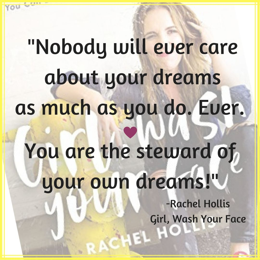 Quote From Girl Wash Your Face By Rachel Hollis This
