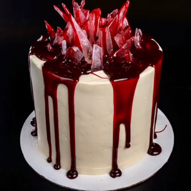 Photo of Broken Glass Cake