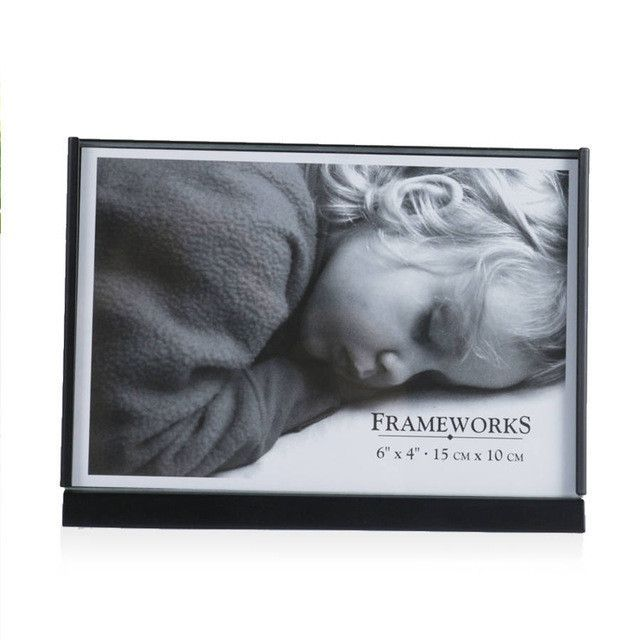 Modern Simplism Style Metal Picture Frames Classic Picture Photo