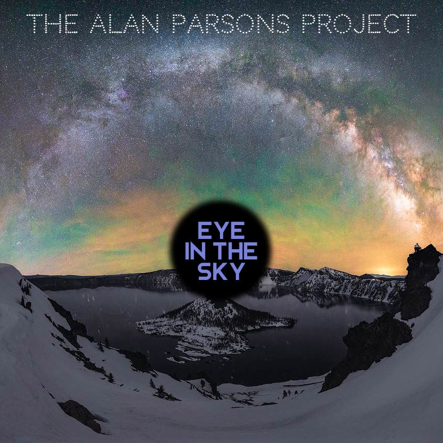 The Alan Parsons Project Eye In The Sky Con Imagenes Vinilo