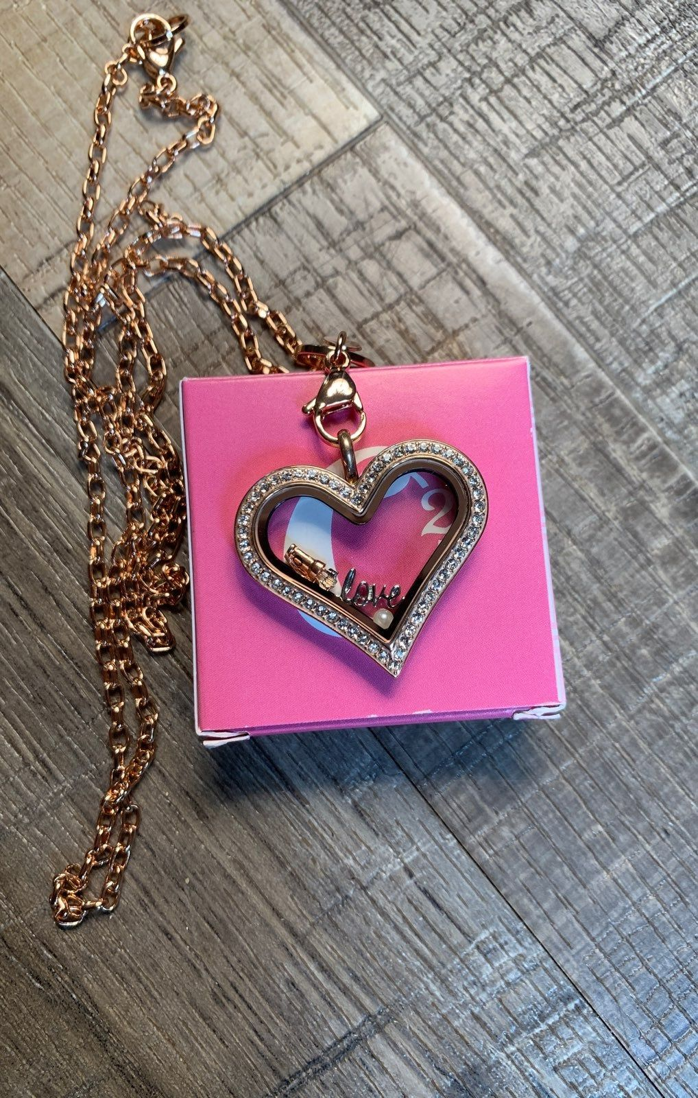 Modeschmuck Origami Owl Bracelet Rose Gold Uhren & Schmuck Modeschmuck   1600x1018