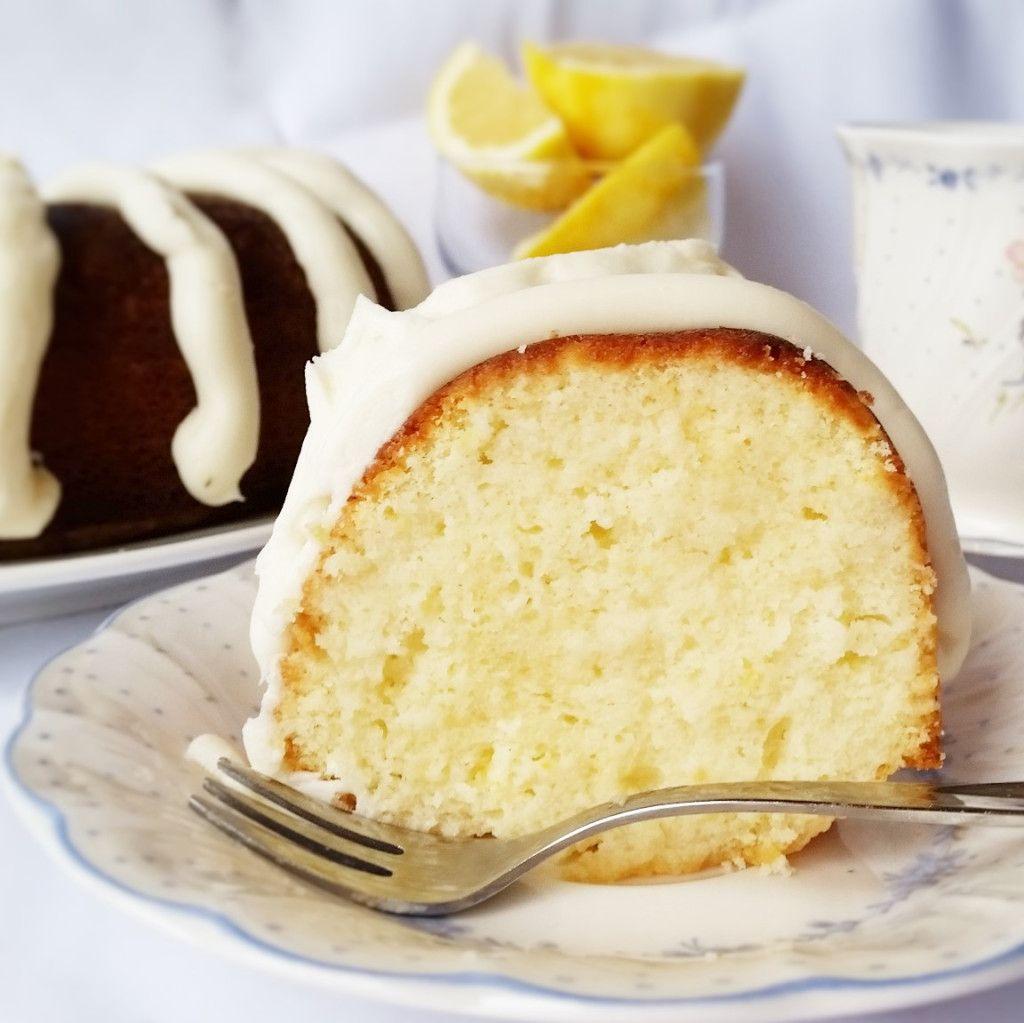 Homemade lemon nothing bundt cake bunt cake recipe