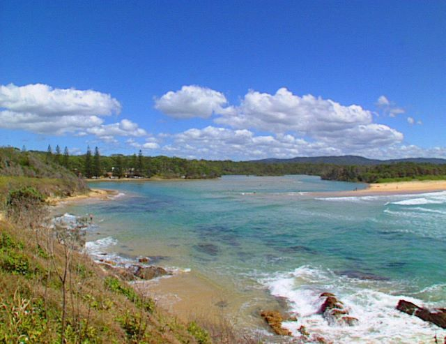 Images Of Moonee Beach Google Search