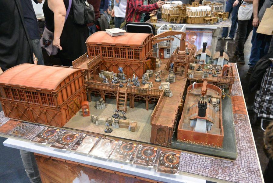 Archvillain Games is creating 3D printable minis, terrain