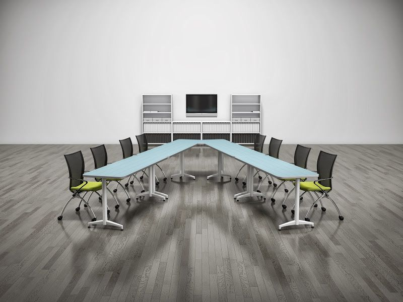 V Shaped Conference Table Configuration Httpwww - V shaped conference table