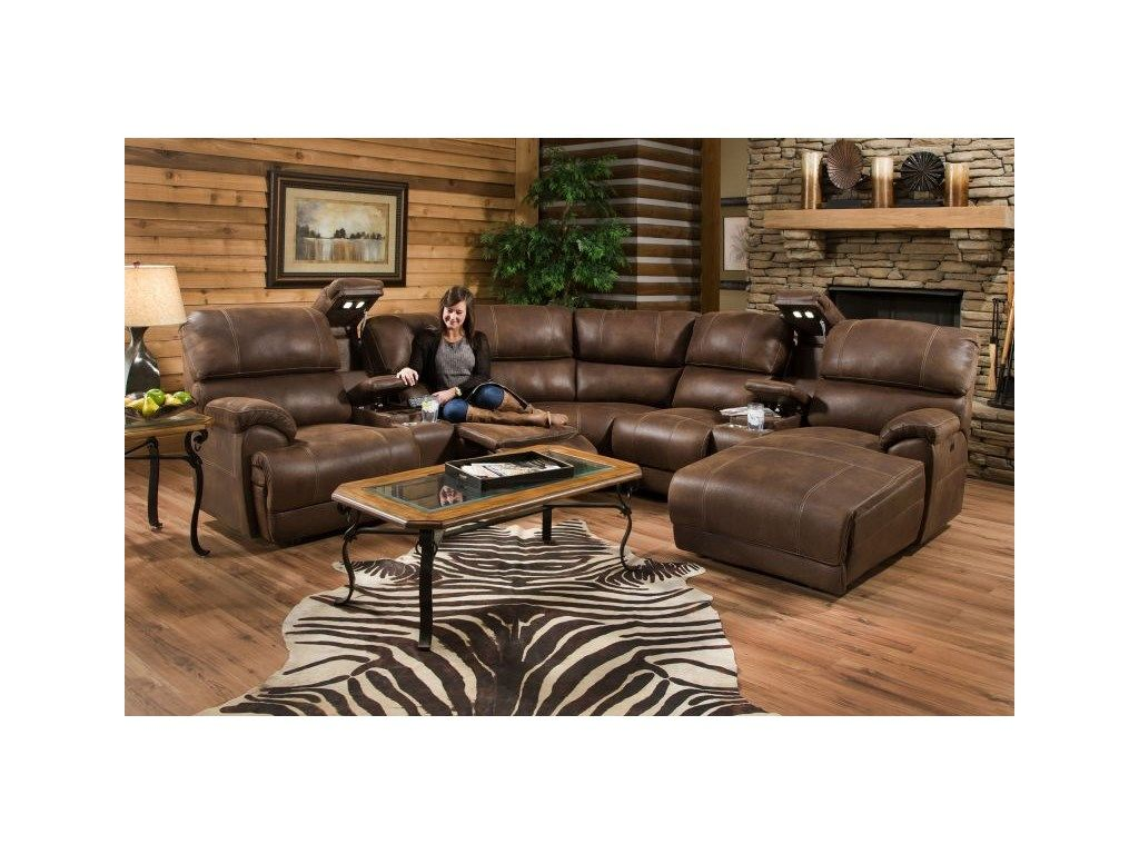 Franklin Living Room Empire Power Sectional 40 Tv Free 55empire