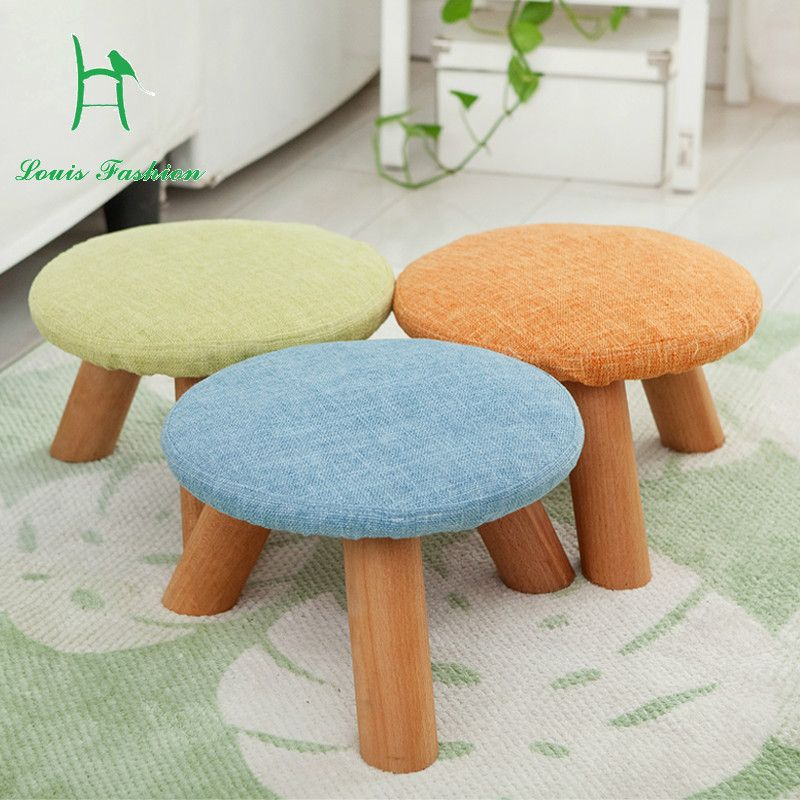 A low stool stool mushroom cloth wood small stool creative children lovely wooden stool household living & A low stool stool mushroom cloth wood small stool creative ... islam-shia.org