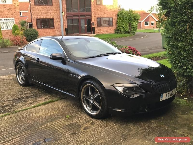 Car For Sale Bmw 645i 2004 98k Fantastic Car Looks And Sounds