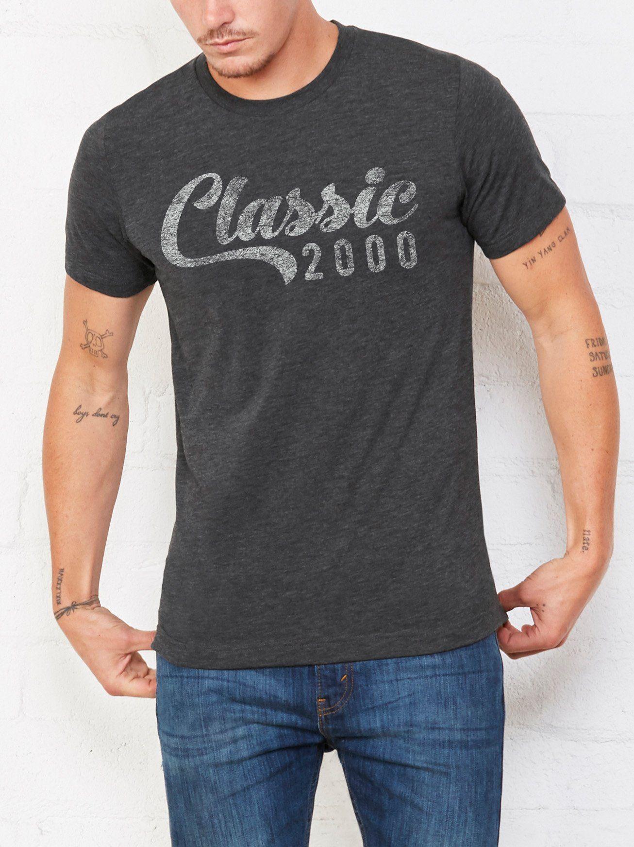 Classic 2000 T Shirt
