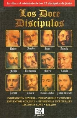 Los Doce Discípulos, Pamfleto (The Twelve Disciples, Pamphlet)